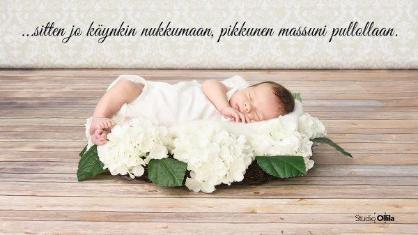 nukkuvavauva